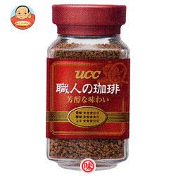 UCC 職人の珈琲 芳醇な味わい 90g瓶×12本入