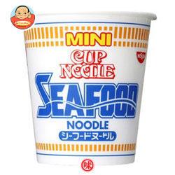 日清食品 カップヌードル シーフードヌードル ミニ 38g×30(15×2)個入