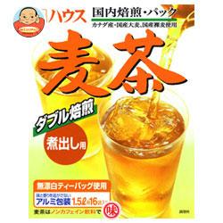 ハウス食品 麦茶 (煮出し用)160g×20箱入