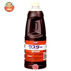 ハグルマ 専門店用 ウスターソース1.8Lペットボトル×6本入