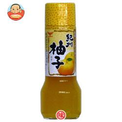 ハグルマ 和風ノンオイルドレッシング 紀州柚子 200ml瓶×12本入