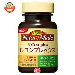 大塚製薬 ネイチャーメイド Bコンプレックス60粒×3個入