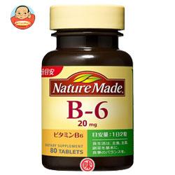 大塚製薬 ネイチャーメイド ビタミンB6 80粒×3個入
