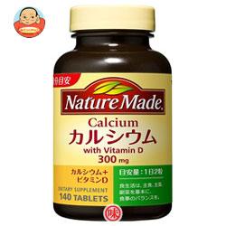 大塚製薬 ネイチャーメイド カルシウム 140粒×3個入