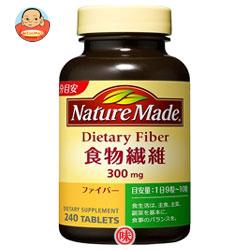 大塚製薬 ネイチャーメイド ファイバー(食物繊維) 240粒×3個入