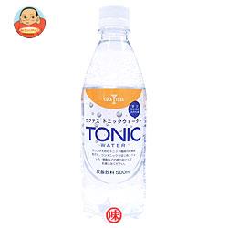 木村飲料 カクテス トニックウォーター500mlペットボトル×24本入