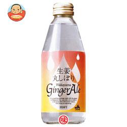 JAわかやま 生姜丸しぼり ジンジャーエール 250ml瓶×24本入