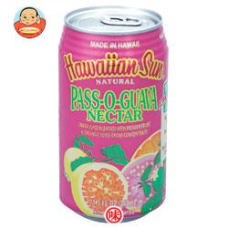 ハワイアンサン パス・オ・グァバネクター 340ml缶×24本入