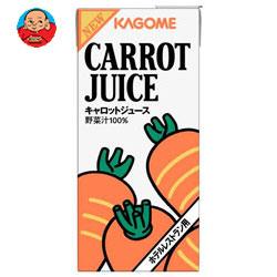 カゴメ キャロットジュース(ホテルレストラン用) 1L紙パック×12(6×2)本入