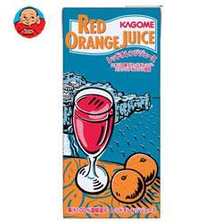 カゴメ レッドオレンジジュース(ホテルレストラン用) 1L紙パック×12(6×2)本入