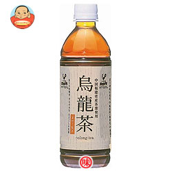 富永貿易 神戸居留地 烏龍茶500mlペットボトル×24本入
