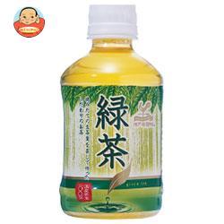 富永貿易 神戸居留地 緑茶280mlペットボトル×24本入