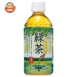 富永貿易 神戸居留地 緑茶350mlペットボトル×24本入