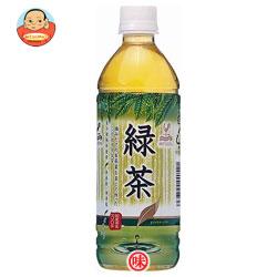 富永貿易 神戸居留地 緑茶500mlペットボトル×24本入