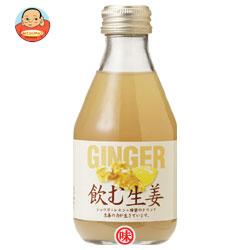 ユウキ食品 飲む生姜 180g瓶×12本入