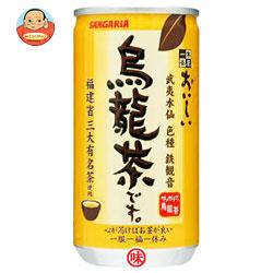 サンガリア 烏龍茶です。 180g缶×30本入
