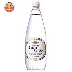 サントリー ガムシロップ780ml瓶×12本入