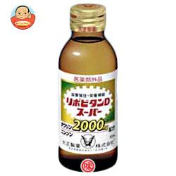 大正製薬 リポビタンDスーパー 100ml瓶×50本入