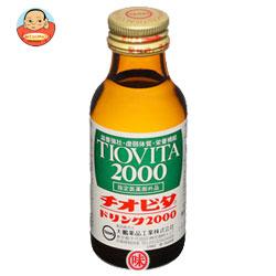 大鵬薬品 チオビタドリンク2000 100ml瓶×50本入