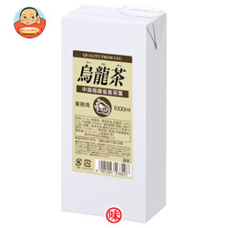 UCC 烏龍茶1000ml紙パック×12本入