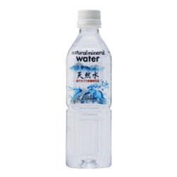 UCC 天然水北アルプス安曇野の水500mlペットボトル×24本入