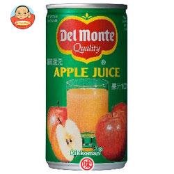 デルモンテ アップルジュース190g缶×30本入
