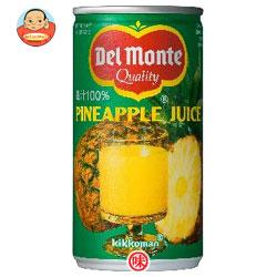 デルモンテ パイナップルジュース190g缶×30本入