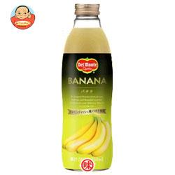 デルモンテ バナナ 750ml 瓶×12(6×2)本入