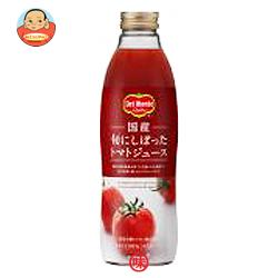 デルモンテ 国産 旬にしぼったトマトジュース 750ml瓶×12(6×2)本入
