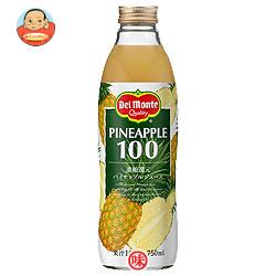 デルモンテ パイナップル 750ml 瓶×12(6×2)本入