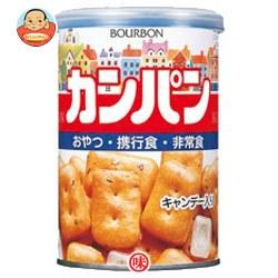 ブルボン カンパン 100g缶×24個入