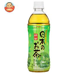 えひめ飲料 POM(ポン) 日本のお茶 500mlペットボトル×24本入