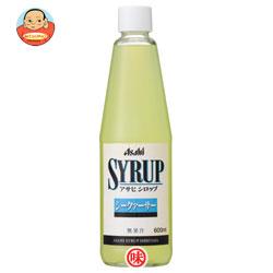 アサヒ シロップシークァーサー600ml瓶×12本入