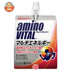 味の素 アミノバイタルゼリー マルチエネルギー180gパウチ×30本入