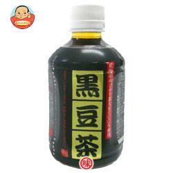 オアシス 黒豆茶 280mlペットボトル×24本入