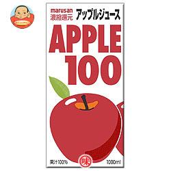 マルサンアイ(株) アップル1001000ml紙パック×12(6×2)本入