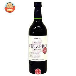 (株)アルプス VINZERO(ヴァンジーロ)赤720ml瓶×12本入
