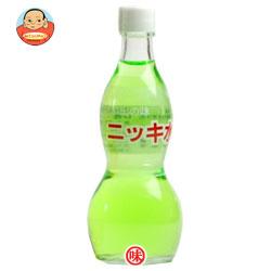 大川食品工業 ニッキ水 (青) 120ml瓶×30本入