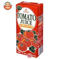 ゴールドパック(株) トマトジュースEX1L紙パック×12(6×2)本入