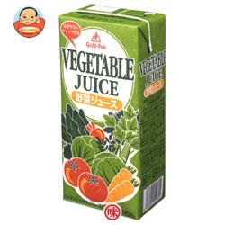 ゴールドパック 野菜ジュースEX 1L紙パック×12(6×2)本入