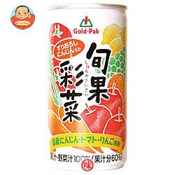 ゴールドパック(株) 旬果彩菜190g缶×30本入