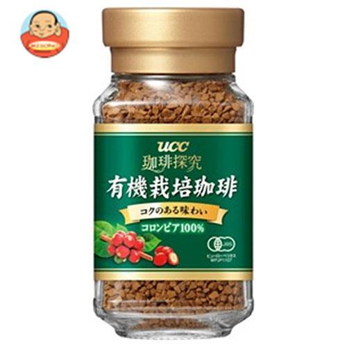 UCC 珈琲探究 有機栽培珈琲 45g瓶×12本入