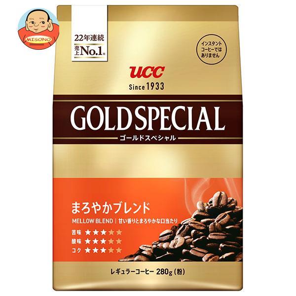 UCC ゴールドスペシャル モカブレンド 400g袋×12袋入