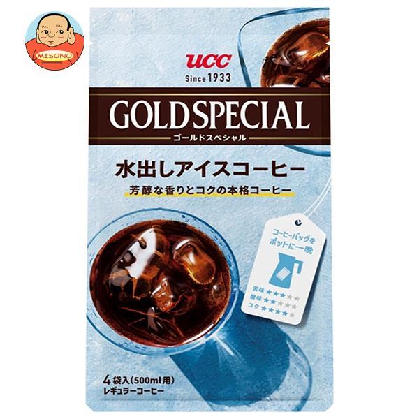 UCC ゴールドスペシャル コーヒーバッグ 水出しアイス珈琲 (35g×4P)×12(6×2)袋入