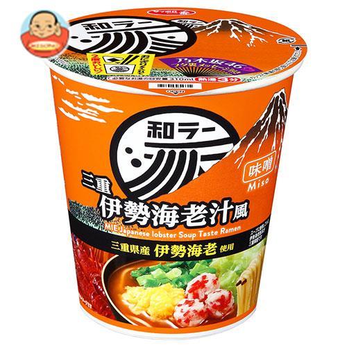 サンヨー食品 サッポロ一番 和ラー 三重 伊勢海老汁風 70g×12個入