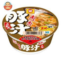 東洋水産 マルちゃん あつあつまめ豚汁うどん 49g×12個入