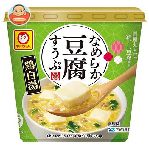 東洋水産 なめらか豆腐すうぷ 鶏白湯 14.0g×6個入