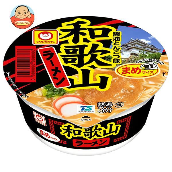 東洋水産 マルちゃん ミニ和歌山ラーメン 37g×12個入