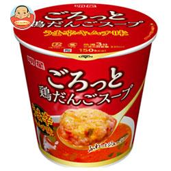 明星食品  ごろっと鶏だんごスープ うま辛キムチ味 17g×24(6×4)個入
