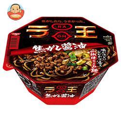 日清食品 日清 ラ王 焦がし醤油 117g×12個入